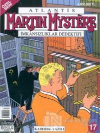 Atlantis (Özel Seri) Sayı: 17 Martin Mystere İmkansızlıklar Dedektifi  Kaderde Yazılı