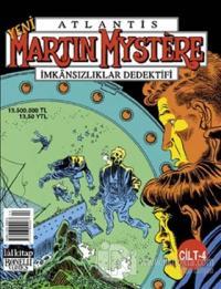 Atlantis (Yeni Seri) Cilt: 4
