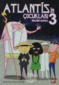 Atlantis'in Çocukları 3. Kitap