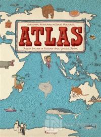 Atlas (Ciltli) %40 indirimli Daniel Mizielinska