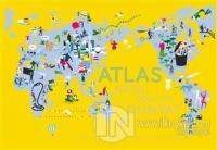 Atlas: Nasıl Dönüyor Dünya? (Ciltli)