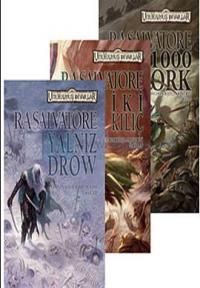 Avcının Kılıçları Seti (3 Kitap Takım)