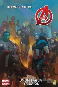 Avengers 5 - Uyum Sağla ya da Öl