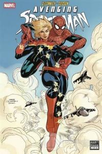 Avenging Spiderman 5 - Captain Marvel %25 indirimli Kelly Sue DeConnic