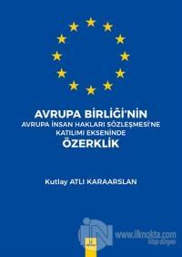 Avrupa Birliği'nin Avrupa İnsan Hakları Sözleşmesi'ne Katılımı Eksenin