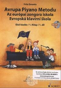 Avrupa Piyano Metodu - Az Europai Zongora İskola - Evropska Klavirni Skola