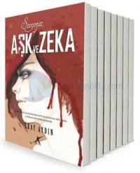 Avrupa Yakası Roman Seti - 20 Kitap Takım