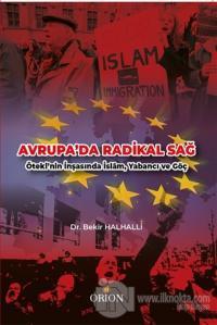 Avrupa'da Radikal Sağ Bekir Halhalli