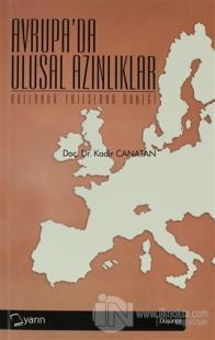 Avrupa'da Ulusal Azınlıklar %20 indirimli Kadir Canatan