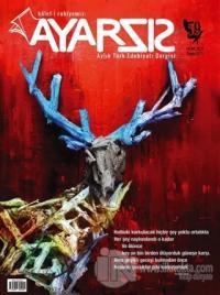 Ayarsız Aylık Fikir Kültür Sanat ve Edebiyat Dergisi Sayı: 59 Ocak 2021