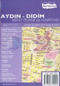 Aydın - Didim Kent Planı ve Haritası