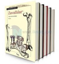 Aykırı Edebiyat Seti - 2 (5 Kitap Takım)