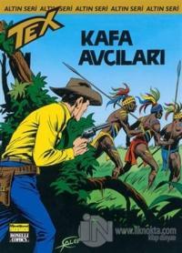 Aylık Altın Seri Tex Sayı: 158 Kafa Avcıları