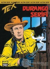 Aylık Altın Seri Tex Sayı: 159 Durango Şerifi