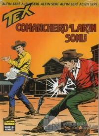 Aylık Altın Seri Tex Sayı: 166 Comanchero'ların Sonu