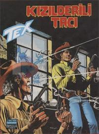 Aylık Tex Sayı: 128 Kızılderili Tacı