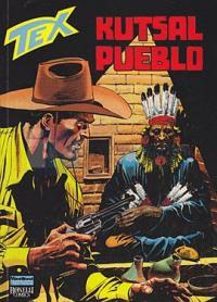 Aylık Tex Sayı: 129 Kutsal Pueblo