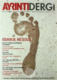 Ayrıntı Dergisi Sayı : 22 Ağustos - Eylül 2017