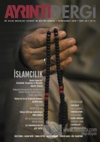 Ayrıntı Dergisi Sayı : 24 Ocak - Şubat 2018