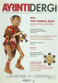 Ayrıntı Dergisi Sayı: 3 Mart-Nisan 2014