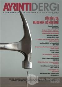 Ayrıntı Dergisi Sayı: 35 Yaz 2020 Kolektif