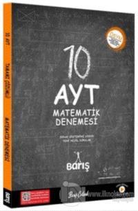 AYT 10 Matematik Denemesi 2021 Kolektif