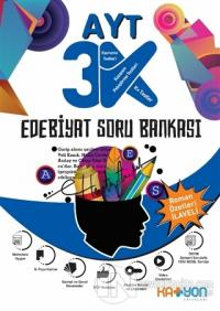 AYT 3K Edebiyat Soru Bankası Kolektif