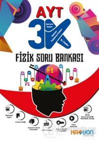 AYT 3K Fizik Soru Bankası Kolektif