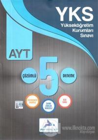 AYT 5 Çözümlü Deneme