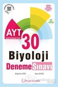 AYT Biyoloji 30 Deneme Sınavı
