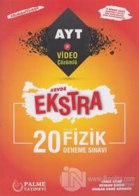 AYT Evde Ekstra 20 Fizik Deneme Sınavı Cemil Ayan