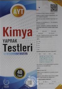 AYT Kimya Yaprak Testleri 40 Test Kolektif