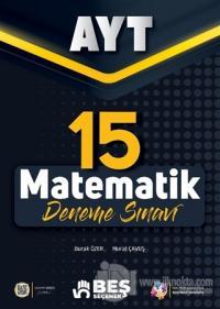 AYT Matematik 15 Deneme Sınavı