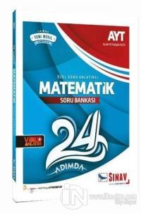 AYT Matematik 24 Adımda Özel Konu Anlatımlı Soru Bankası