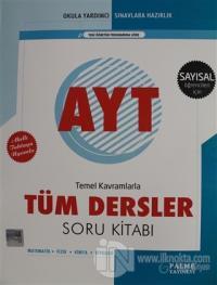 AYT Türk Dersler Soru Kitabı Sayısal