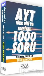 AYT Türk Dili ve Edebiyatı 1000 Soru Yeni Nesil Sorular - Soru Bankası