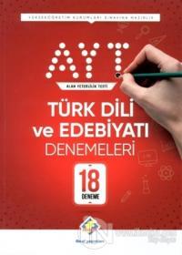 AYT Türk Dili ve Edebiyatı Denemeleri 18 Deneme