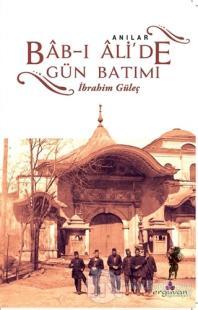 Bab-ı Ali'de Gün Batımı