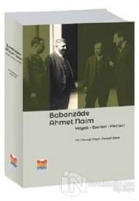 Babanzade Ahmet Naim