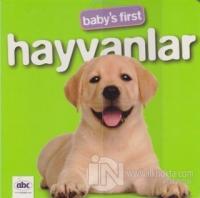 Baby's First Hayvanlar (Ciltli) %25 indirimli Kolektif
