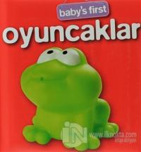 Baby's First Oyuncaklar (Ciltli)