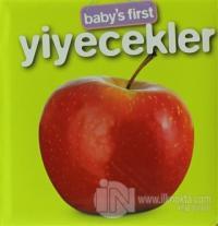 Baby's First Yiyecekler (Ciltli)
