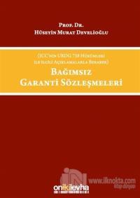 Bağımsız Garanti Sözleşmeleri (Ciltli)