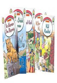 Bahar Serisi (5 Kitap) Çirkin Ördek Yavrusu / Çizmeli Kedi / Ne Ekersen Onu Biçersin / Kül Kedisi / Kibritçi Kız