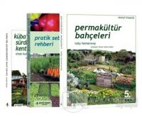 Bahçecilik Seti-3 Kitap Takım