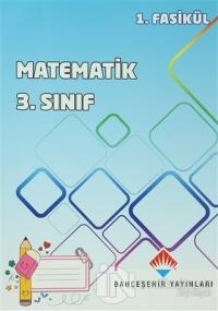 Bahçeşehir Matematik 3. Sınıf (6 Fasikül Takım)