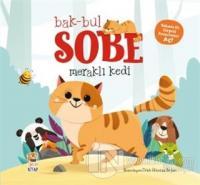 Bak-Bul Sobe - Meraklı Kedi (Ciltli)