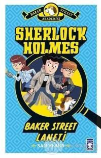 Baker Street Laneti - Sherlock Holmes (Ciltli)