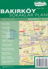 Bakırköy Sokaklar Planı