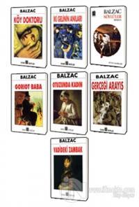 Balzac Klasikleri 7 Kitap Set Honore De Balzac